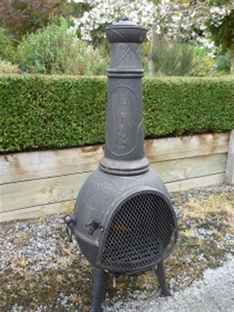 Pot Belly Chiminea Cast Iron Chiminea Pot Belly Wood Heater Garden C