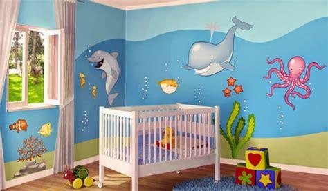 decorar cuartos para bebes espl 233 ndidos cuartos para bebes varones con luminosidad