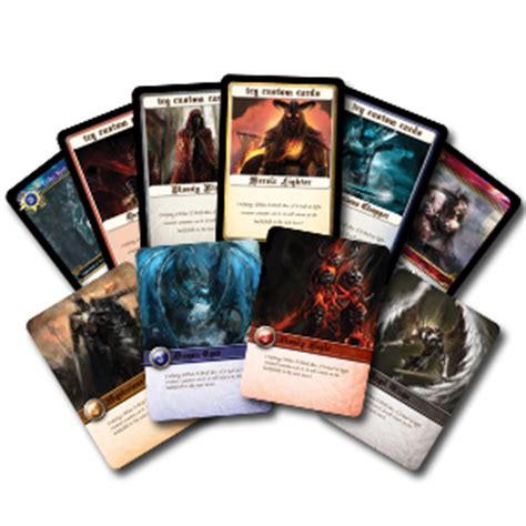 Custom Card Game Maker
