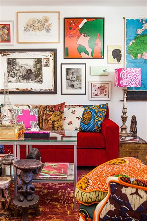 Ideas For Colorful Sofas Design 25 Awesome Bohemian Living Room Design Ideas