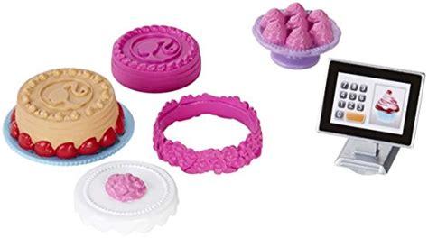 Boneka Mattel Bakery Owner Playset mattel careers bakery shop playset with doll