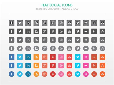 Free Social Media Search Free Vector Social Media Icons 2013 Driverlayer Search Engine