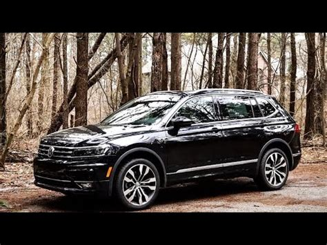 2019 volkswagen tiguan review 2019 volkswagen tiguan review