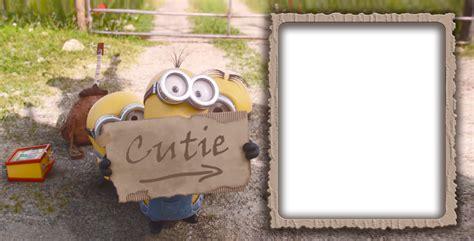 imagenes en png de minions minions 2015 cutie kids frame gallery yopriceville