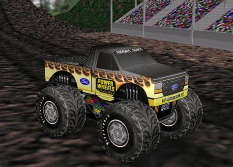wheels bigfoot monster truck bigfoot power wheels monster truck madness wiki fandom