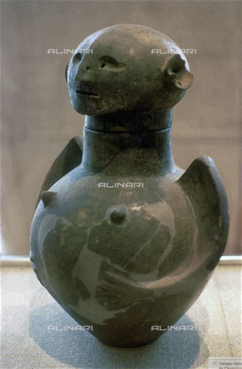 vaso canopo etrusco alinari