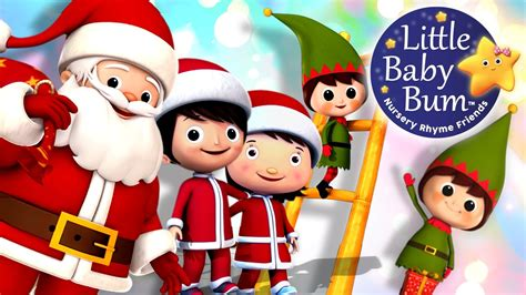 merry christmas christmas songs  littlebabybum viyoutube