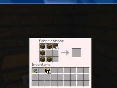 come fare una porta su minecraft come creare una cassa doppia in minecraft avi