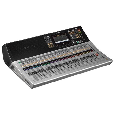 Mixer Yamaha 16 Channel Malaysia yamaha touchflow tf5 32 channel digital mixer at gear4music