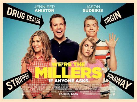 film barat untuk keluarga we re the millers piknik heboh keluarga disfungsi