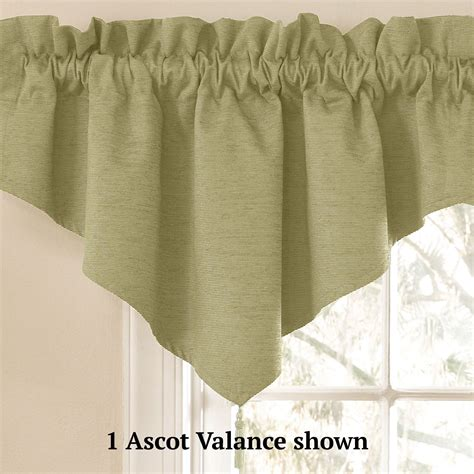 Ascot Valance Sound Asleep Ascot Valance 42 X 18 Touch Of Class