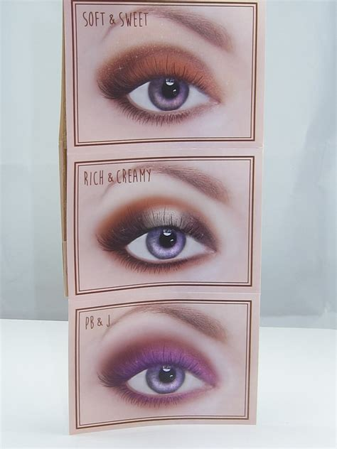Eyeshadow Jelly faced peanut butter jelly eyeshadow palette review swatches musings of a muse