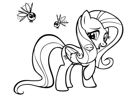 printable my little pony friendship is magic fluttershy my little pony friendship is magic coloring pages