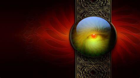abstract eye wallpaper 3d abstract art multiple color eye 4k wide uhd wallpaper