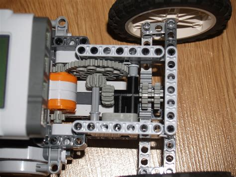 Rack And Pinion Car by Robot Square Next Rack And Pinion Car Robot Square