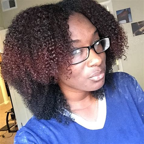 section 3c leave pictorial perm rod set on 3c 4a natural hair i am team