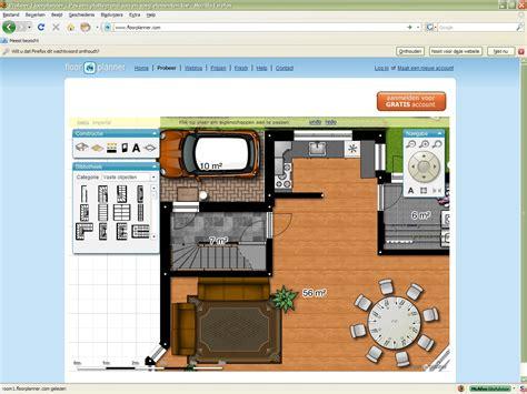 floorplanner online floorplanner gratis downloaden computer idee