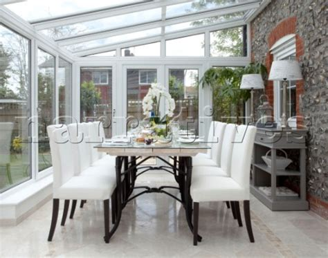 Set Of Dining Room Chairs Rs094 11 Dining Table In Conservatory Extension Of Ke