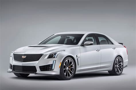 Cts V Hp by 2016 Cadillac Cts V Is A 640 Hp Producing Luxury