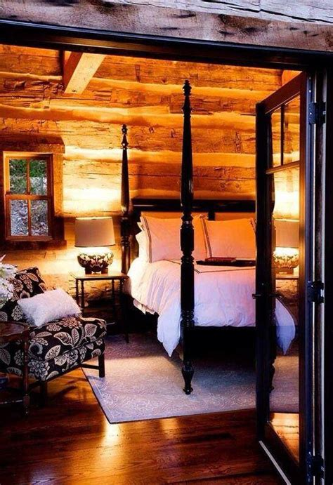 4 bedroom log cabin log cabin bedroom interior pinterest