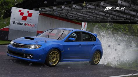 2008 Subaru Wrx Sti Horsepower by Forza Motorsport 6 Cars