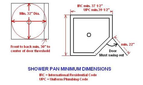 Minimum Shower Dimensions by Minimum Bathroom Dimensions With Shower Pictures To Pin On