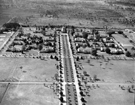 Clay County Florida Court Records Florida Memory Aerial View Of The Penney Farms Community Near Green Cove Springs