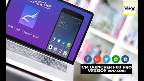 Cm Launcher Full Version Apk   cm launcher full pro apk version diciembre 2017 2018