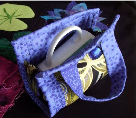 Mug Bags Patchwork Pattern - sassaman s idea book settling into summer