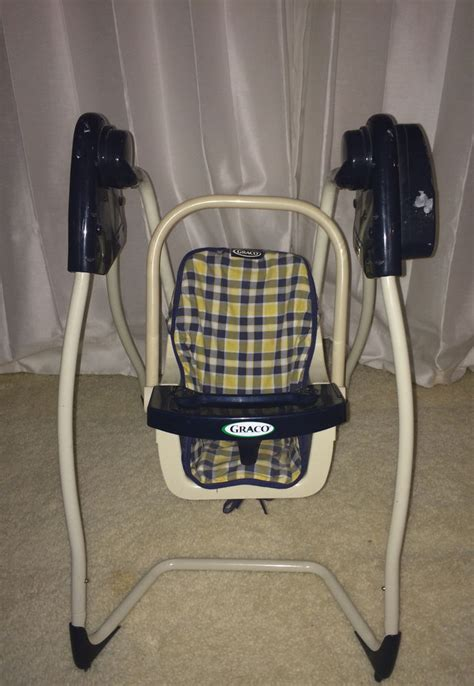 graco swing 3 in 1 graco 2 in 1 baby doll swing with table blue boy baby
