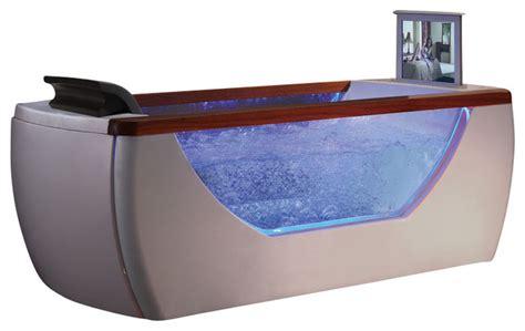 Freestanding Tub Right Drain 6 Right Drain Rectangular Free Standing Air Bath Tub With