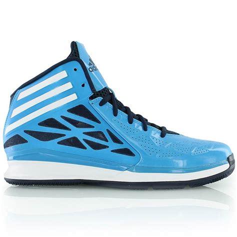 adidas fast basketball shoes adidas fast 2 blue white bei kickz