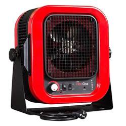 shop cadet 4 000 watt electric garage heater with