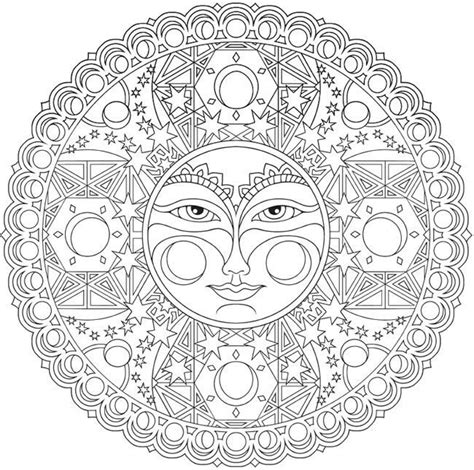 libro creative coloring mandalas art 130 mejores im 225 genes de mandalas y atrapasue 241 os 07 en libros para colorear mandala