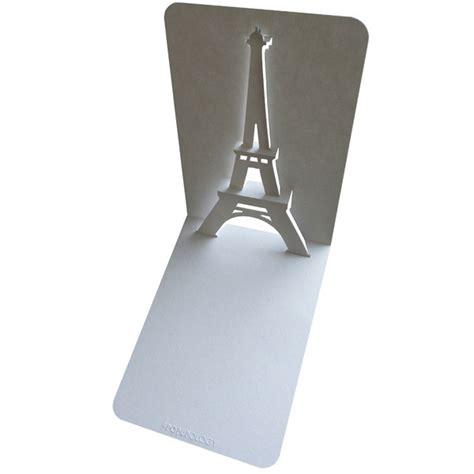 eiffel tower card template tour eiffel