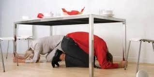 sotto il tavolo anche i tuoi dipendenti hanno paura listino