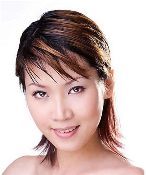 hair colors for asian women pictures of short hair color short hairstyles 2017