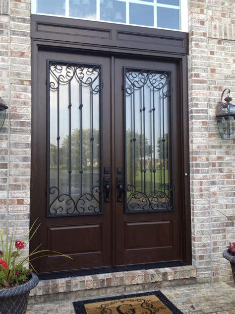 Exterior Doors Nj Doors More Englishtown Brick Marlboro Freehold Nj Wood Doors Door Installation