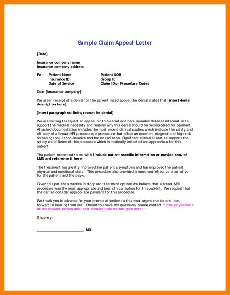 4 5 employer unemployment appeal letter sle covermemo