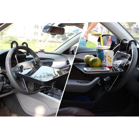 lap desk for car steering wheel laptop holder promotion shop for