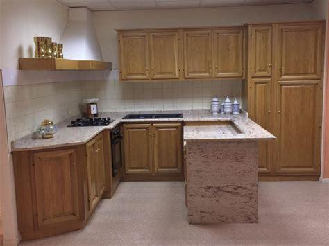 cucina in rovere sbiancato awesome cucina rovere chiaro contemporary home ideas