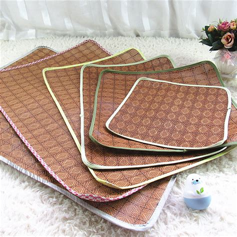 mats on dogs pet mat cat beds mats rattan seats house cool and comfortable folding mat 100