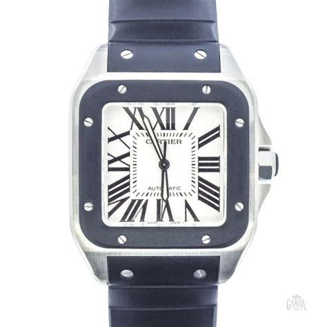 Cartier Santos 100xl cartier santos 100 xl 541137 vendido