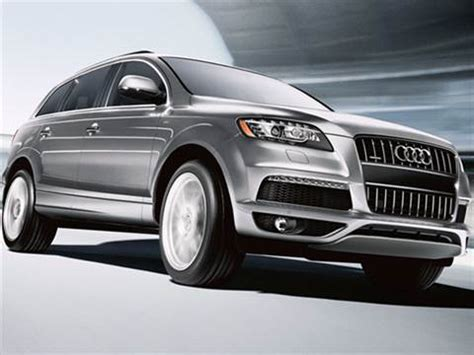 blue book used cars values 2008 audi q7 regenerative braking 2012 audi q7 pricing ratings reviews kelley blue book