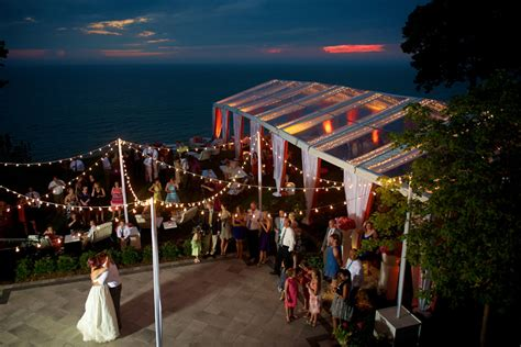 Wedding Ceremony At Home by Michigan Home Wedding