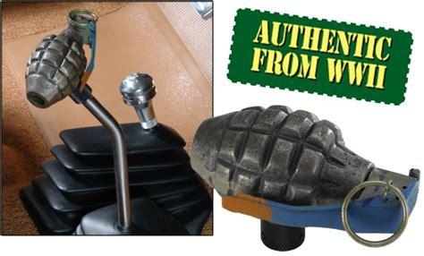 Grenade Shifter Knob by Rocknob Rn U 200 Wwii Style Pineapple Grenade Shift Knob