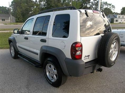 2005 Jeep Liberty Gas Mileage Find Used 2005 Jeep Liberty Diesel Crd 4x4 113k