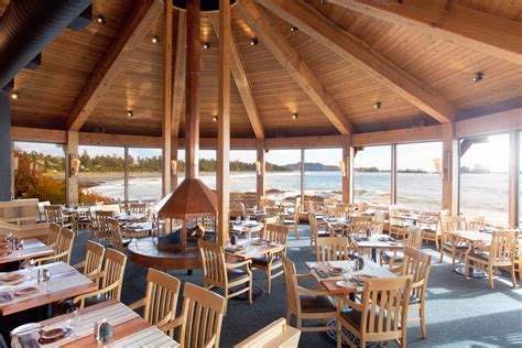 wickaninnish inn 24 of canada s most scenic restaurants nuvo