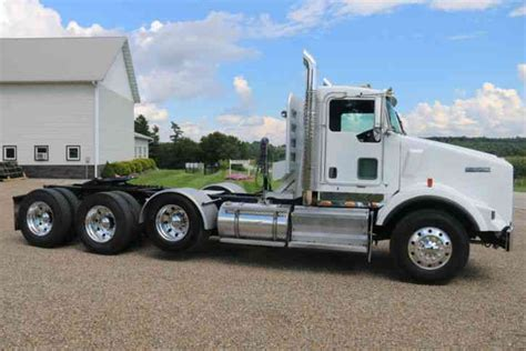 kenworth heavy haul for sale kenworth t800 2008 daycab semi trucks