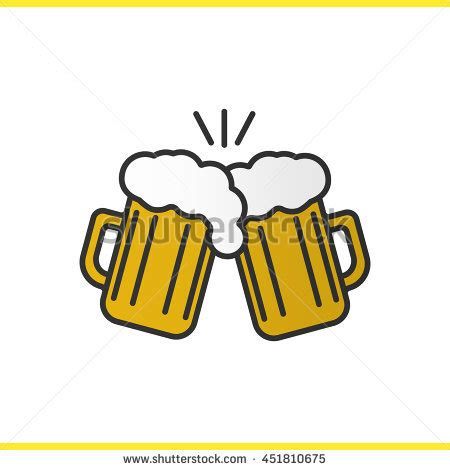 cartoon beer cheers cheers stock images royalty free images vectors